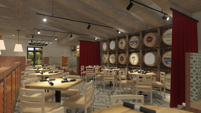 Founder and owner Adam Barringer plans to open his third SoNapa Grille in Jacksonville Beach. The upscale restaurant showcases Sonoma County and Napa Valley wines as well as chef-inspired contemporary American cuisine.
