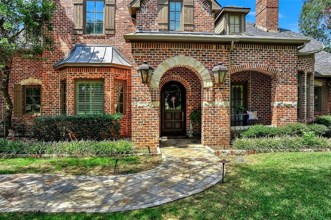 800 Bentbrook in Sherman is going for $1.6 million