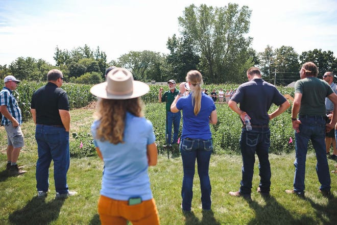 Learning about sustainable gardening is just one of many ways area residents help our community remain sustainable.