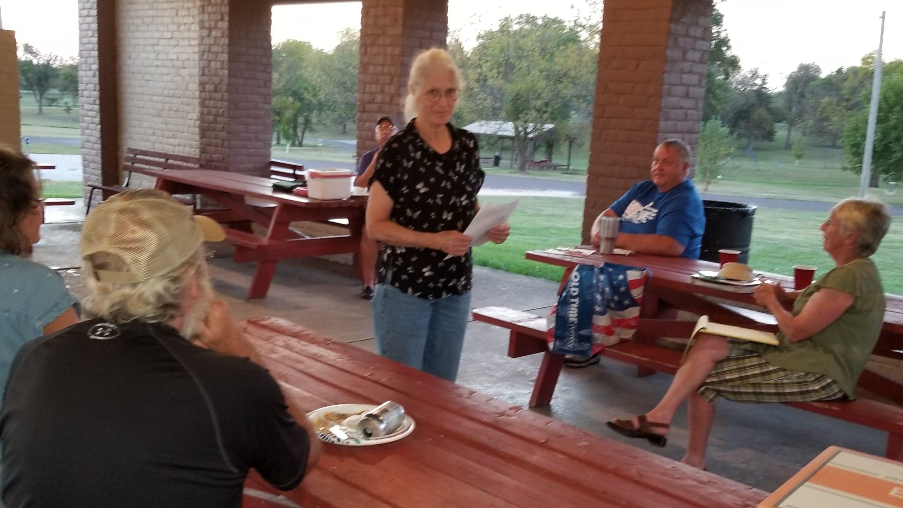 Climate change activist addresses Linn County Democrats - Linn County Leader