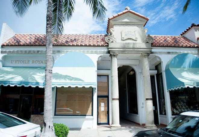 The owners of Raptis Rare Books are relocating their store to 329 Worth Ave. after buying five commercial condominiums in the Via Roma earlier this year from longtime Palm Beach jeweler Stuart Doppelt for a recorded $4.5 million.