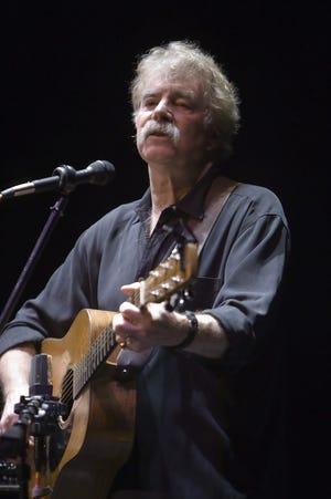 Folk musician Tom Rush will perform Sept. 30, 2021, at The Acorn in Three Oaks.