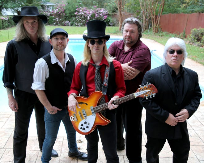 The Tom Petty & the Heartbreakers tribute act The Wildflowers will perform Oct. 2, 2021, at the LaPorte Civic Auditorium. The Indiana-based John Mellencamp tribute act Small Town opens the show.