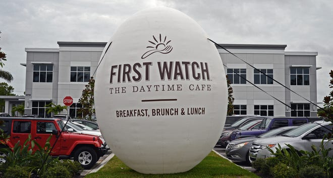 First Watch's corporate headquarters in Bradenton. The company announced its initial public offering on Wednesday.