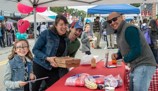 The Needham Fall Harvest Fair will return to the Needham Town Common from noon to 4 p.m. Oct. 3.