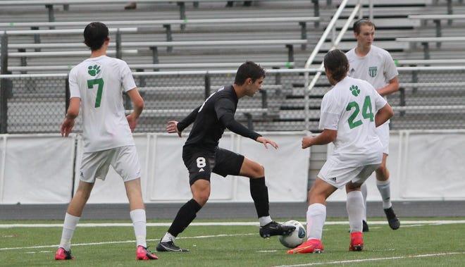 Owen High boys soccer scored 10 goals against Mountain Heritage on Sept. 20.