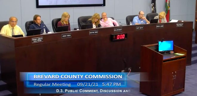 Brevard County Commissioners approved the final budget and property tax rates at a Sept. 21 meeting.