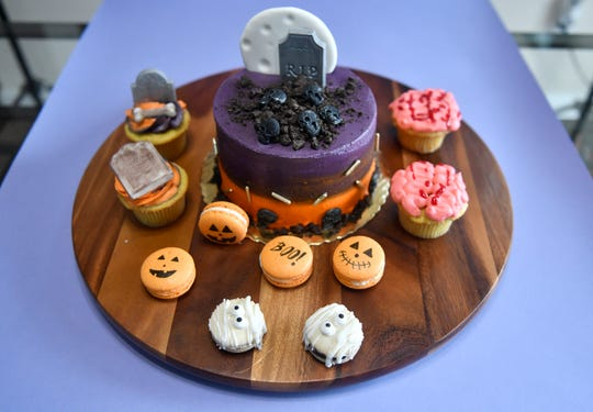 Anirudh Mamtora is ready for Halloween with a bunch of fun desserts for family and friends.