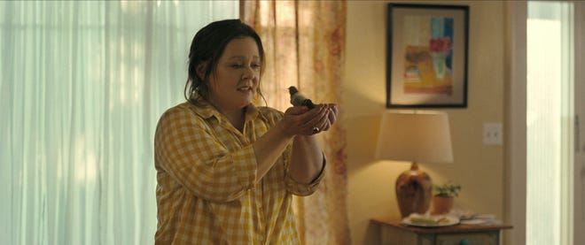 """Melissa McCarthy in """"The Starling."""""""