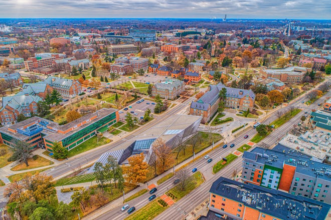 Be aware of the pros and cons of investing in real estate near a college town.