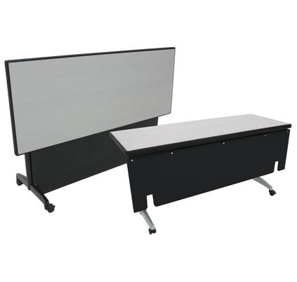 PS Furniture partnered with Amulet Ballistic Barriers to create a lightweight, bullet-resistant table.