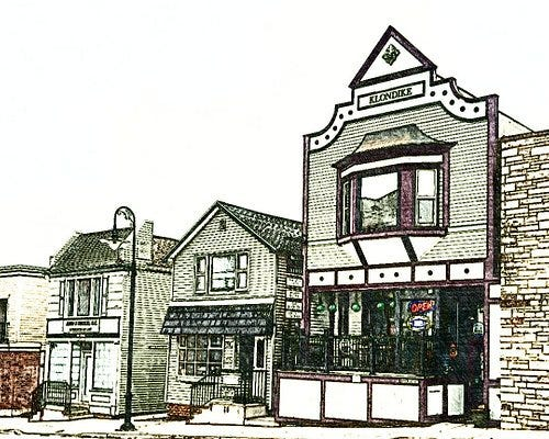 """The historic Klondike building in Menomonee Falls will offer a """"haunted hotel experience"""" and a tavern like it was in the early 1900s, from 8 p.m. to midnight Oct. 30. It will be a part of a downtown pub crawl in which many downtown bars and restaurants will have deals and promotions."""