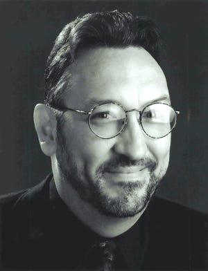 Milwaukee playwright Michael Neville.