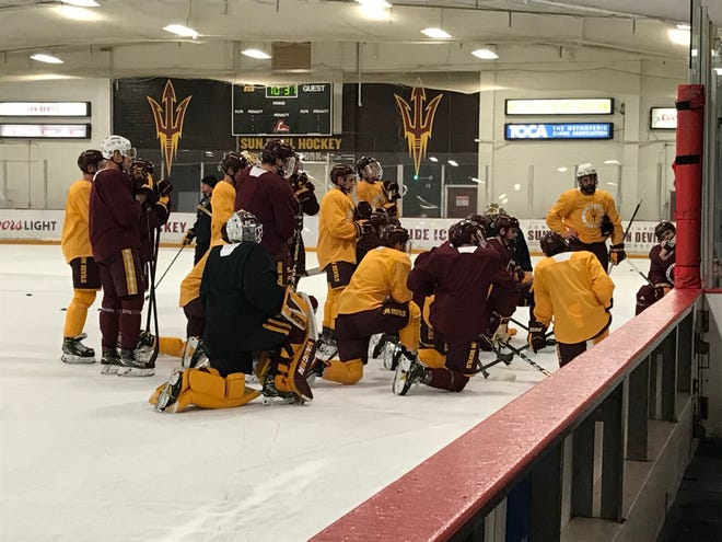 Arizona State hockey will play its final home season at Oceanside Ice Arena in 2021-22 before moving to a new arena on campus.