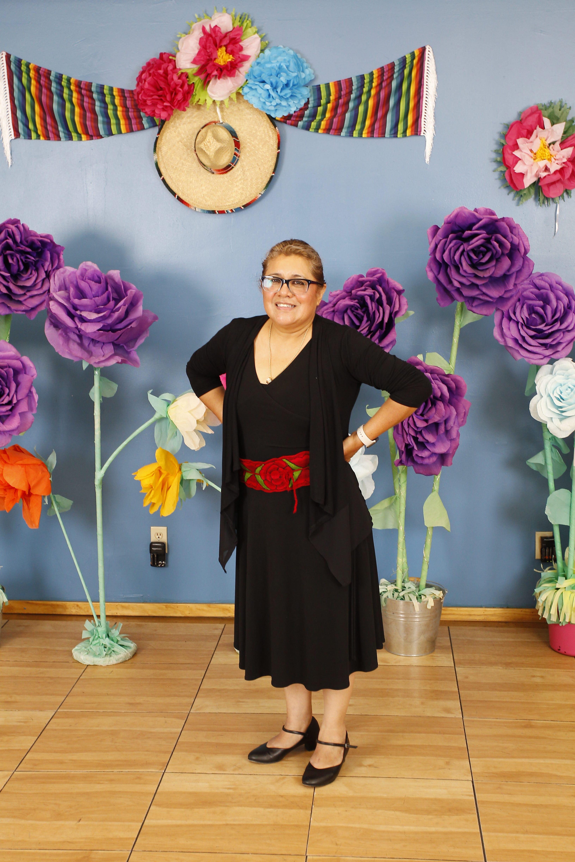 Ana Bonilla, directora de Ollin Yoliztli Dance Academy.