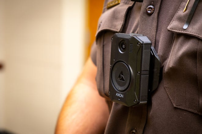 The St. Clair County Sheriff Department recently rolled out body cameras to all of its deputies.