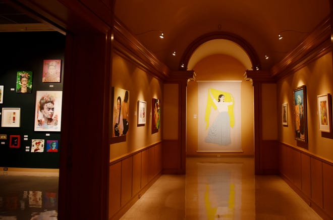 The R.W. Norton Art Gallery will exhibit The World of Frida which celebrates the culture, style, and persona of visionary Mexican painter Frida Kahlo.
