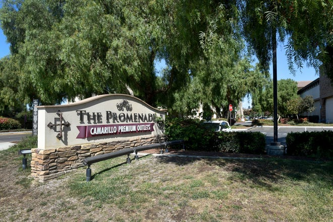 Camarillo Premium Outlets is a defining feature of Camarillo. The city would join Thousand Oaks' supervisorial district under one redistricting option under consideration by the Ventura County Board of Supervisors.