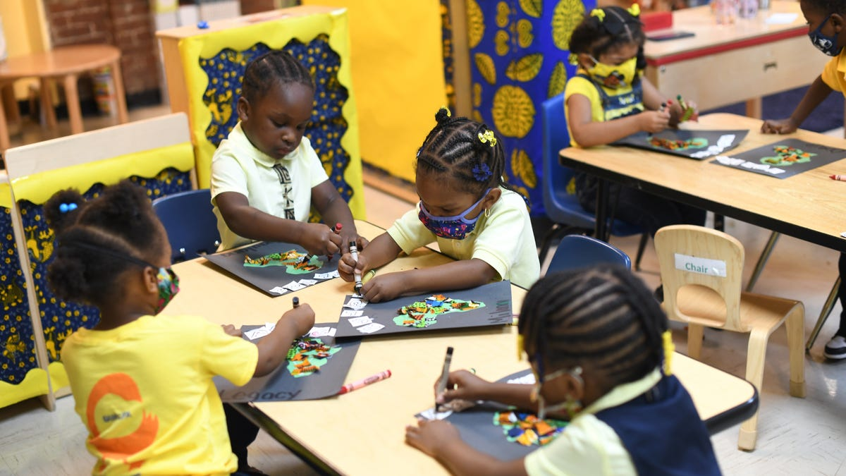 Kids develop views on race when they're young. Here's how some preschools are responding.