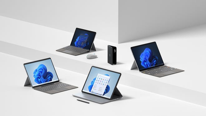 Pre-order a new Microsoft Surface device today!