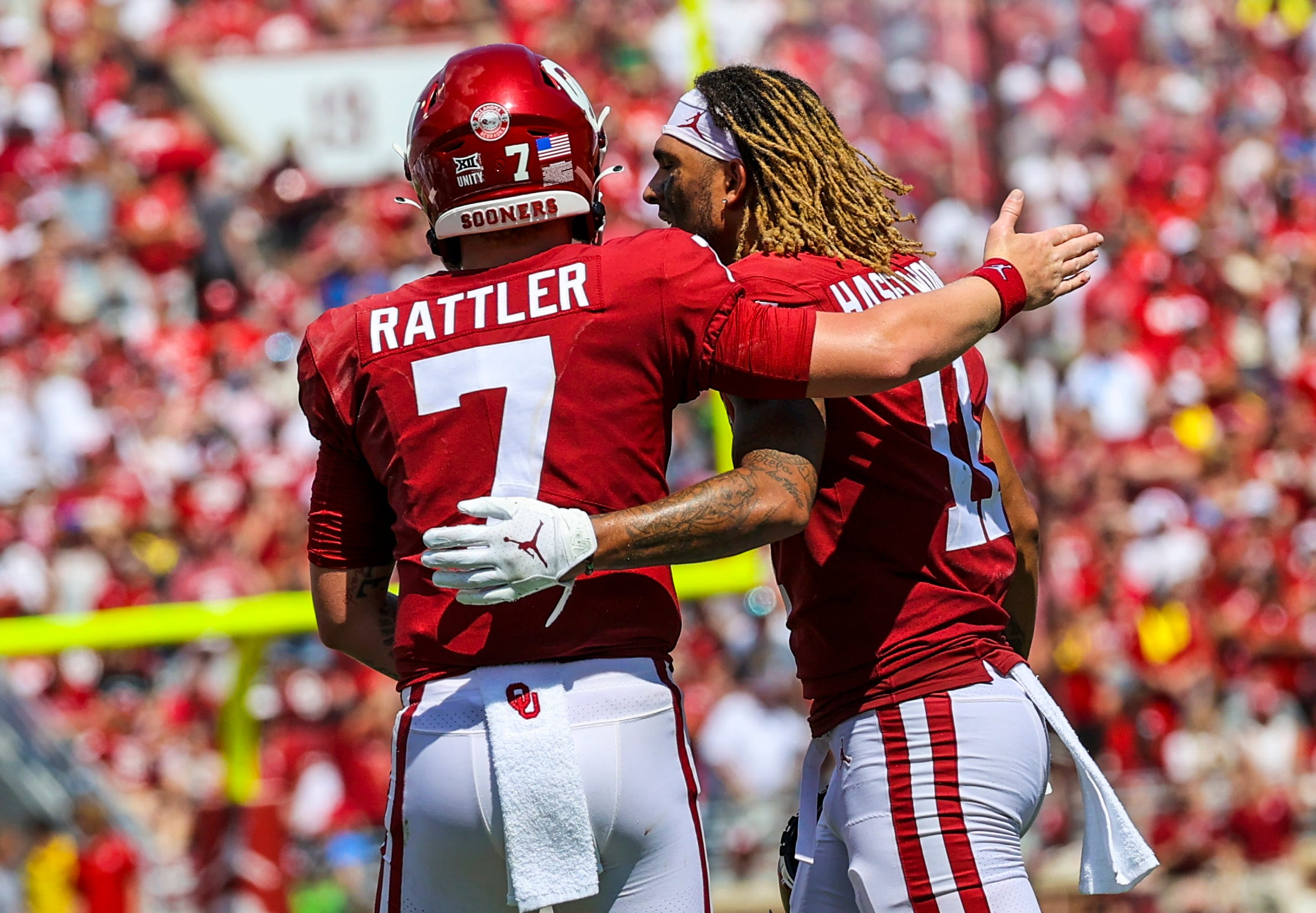 Oklahoma moves to No. 2 in USA TODAY Sports AFCA Coaches Poll after Iowa loss