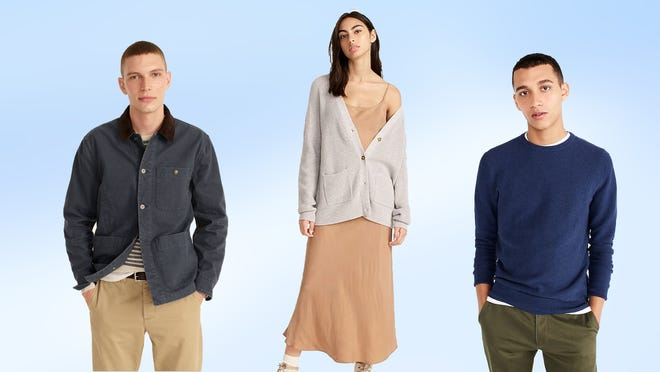 Save 30% (or even more) on fall fashions at J. Crew now.