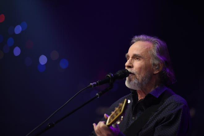 """Jackson Browne taping """"Austin City Limits"""" at ACL Live on Wednesday."""