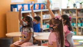 Schools with mask mandates see fewer cases