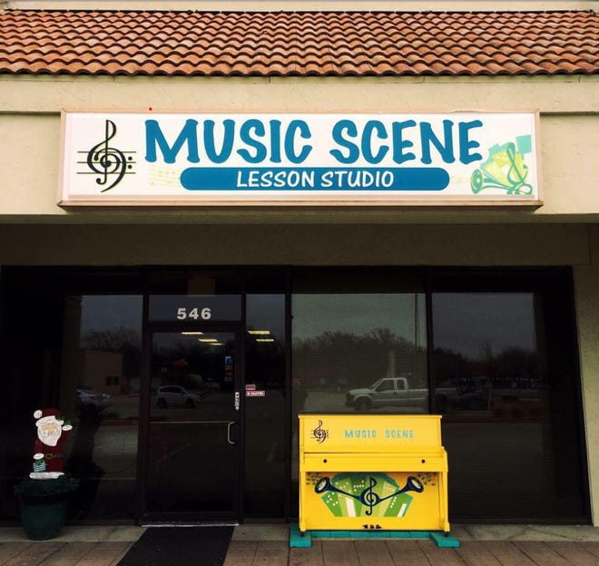 Music Scene is hosting their 10-year anniversary party on Saturday, Oct. 2