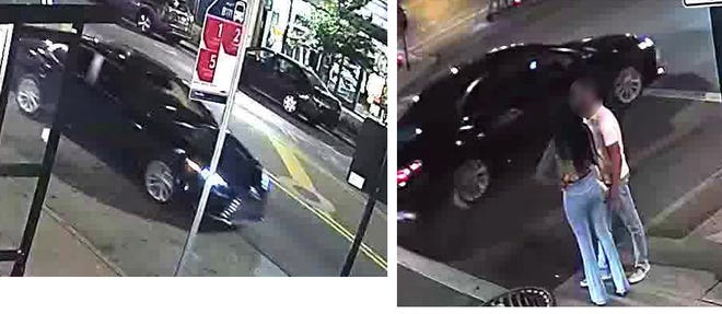 This vehicle is believed to have been driven by a man who sexually assaulted a woman who believed he was her ride-share driver. The victim's family and Central Ohio Crime Stoppers are offering a $10,000 reward.
