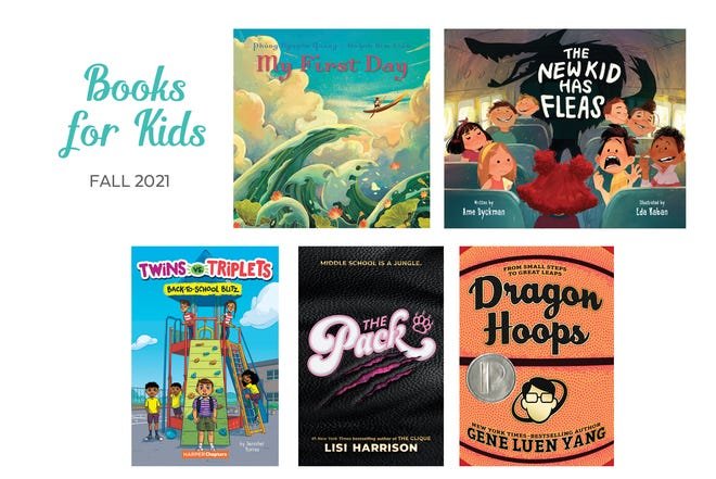 Recommended school-themed books