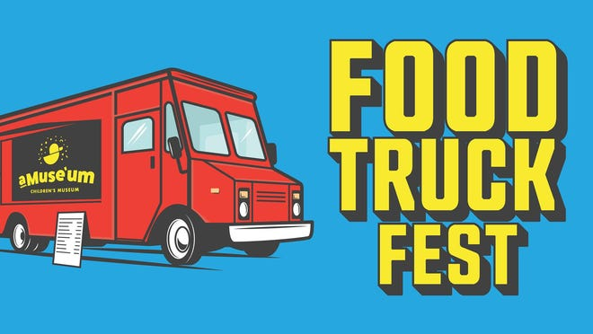 The 7th annual Food Truck Fest for aMuse'um Children's Museum will take place starting at 6 p.m. Saturday at the corner of East 7th St. and Woodland St., and will feature live music, beer and samples from 10 food trucks. The event also serves as one of aMuse'um's largest annual fundraisers.