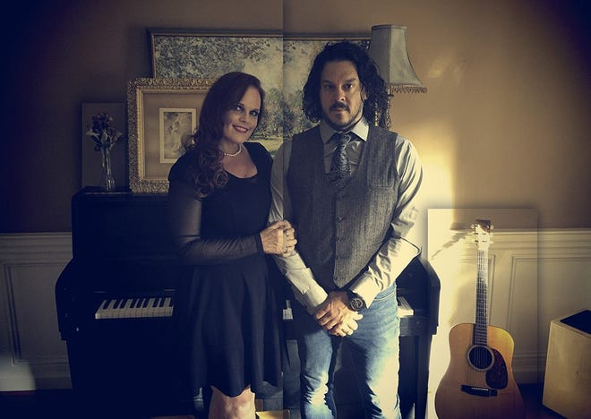 Dust & Daisies duo Robert and Debra Solberg will perform at the Whole Hog Festival Oct. 2 in Spring Hill along with several other bands. They have been playing music together since 1992. Musical influences are blues, folk, and rock.