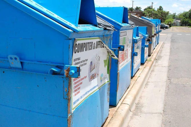 An electronic recycling event in Hopewell Township will take place Oct. 2.