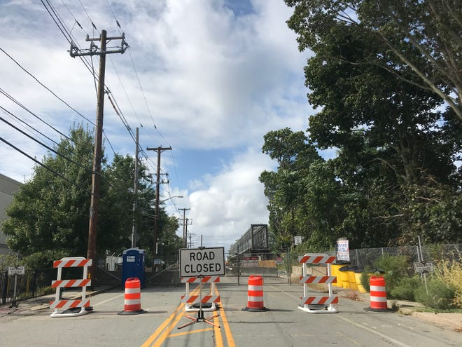 The Park Avenue railroad bridge has been closed to traffic since May, but was expected to reopen by September.