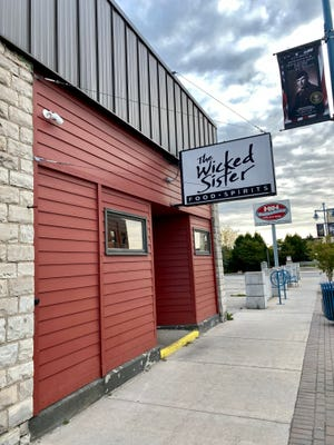 The Wicked Sister in the Sault, located at 716 Ashmun St.