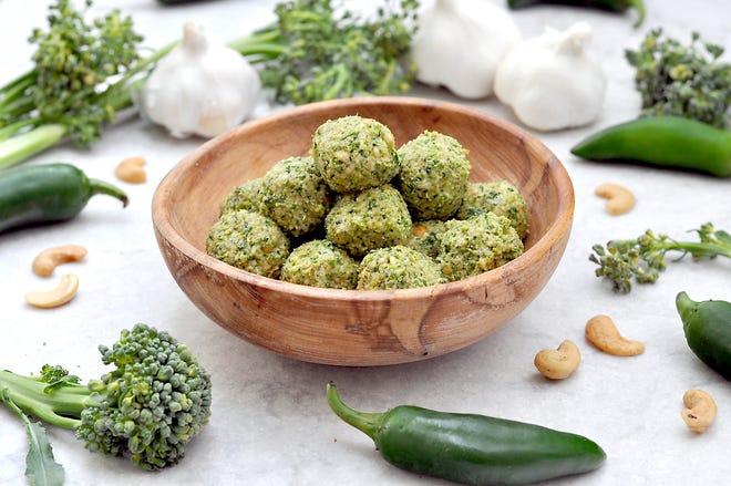 Bold broccoli bites