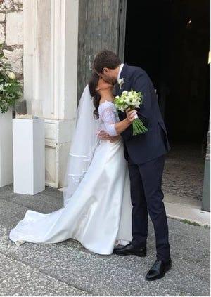 Outro casamento organizado pela Imperfectly Perfect Weddings.