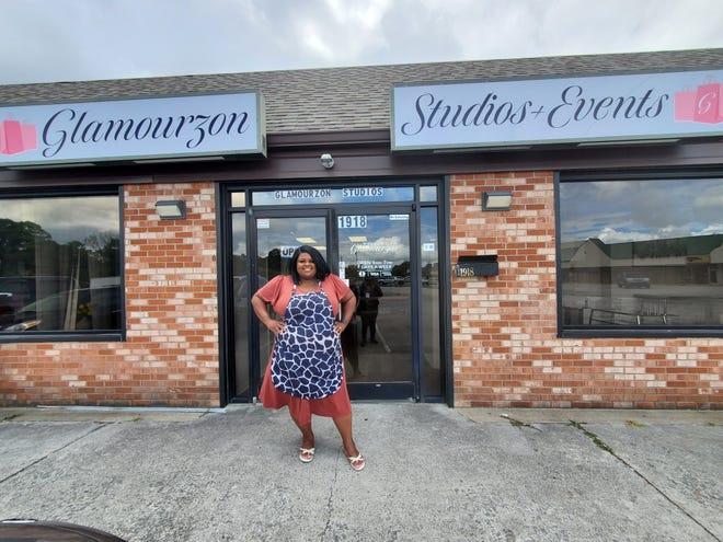 Shawndreka Davis has opened her new business on MLK Jr. Boulevard in New Bern.