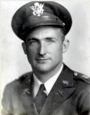 The remains of 1st Lt. James E. Wright have been recovered and will be buried Oct. 12, 2021, in Lumber Bridge, after Wright was declared missing since World War II.