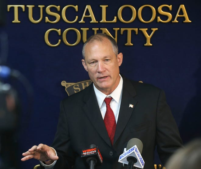 Tuscaloosa County District Attorney Hays Webb has announced his plans to seek re-election as the county's top prosecutor. [Staff file photo/Gary Cosby Jr.]