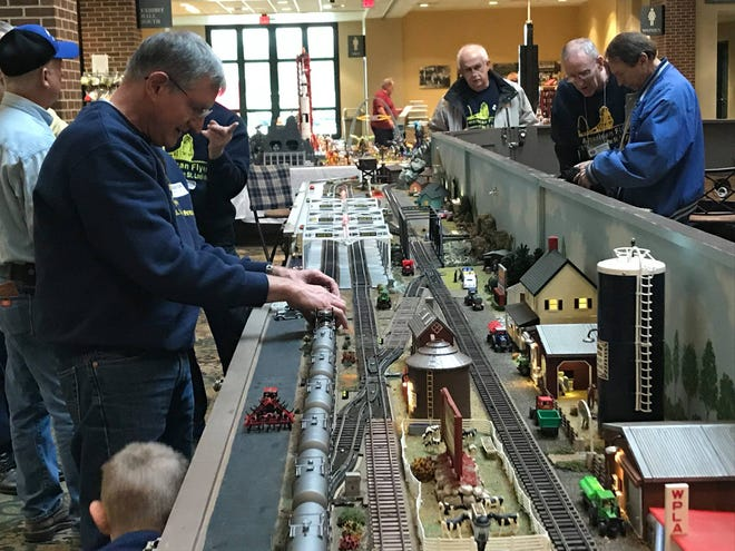 The Great American Train Show begins Saturday, Sept. 25, 2021, for two days of railroading fun at the SBC Fairgrounds in Victorville.