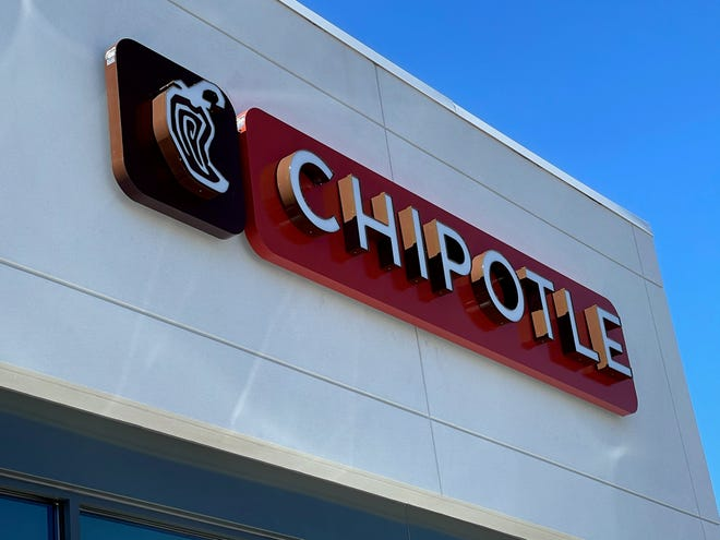 Chipotle Mexican Grill opens Friday off Madison Street in Clarksville Commons shopping center.