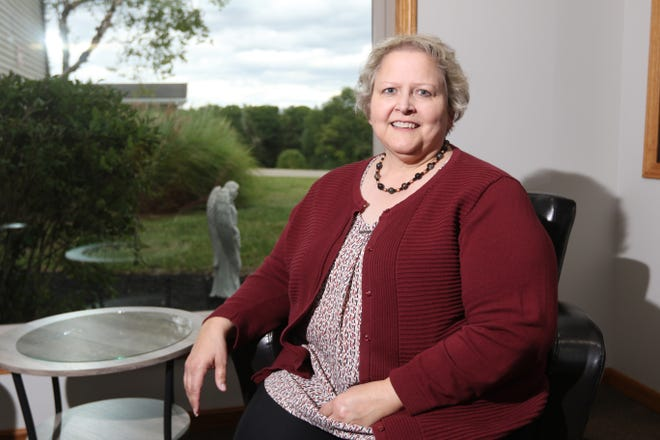 Mary Ann Anderson is director of finance at the Echoing Hills corporate office in Warsaw.