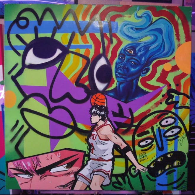 """Unforgettable Milestone"" by Luis Bloom, Khristyn, Demaciiio, Darklord Escada and Sheefy McFly."