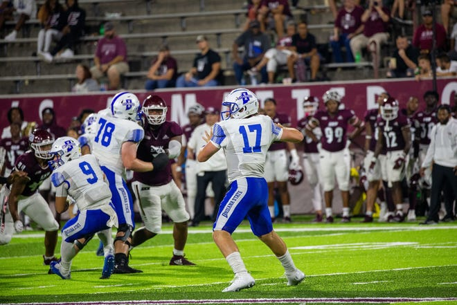 Mater Dei graduate Kurtis Wilderman, who came off the bench to lead Indiana State to victory on the final play against Eastern Kentucky, earned a start for Saturday's game at home against FCS No. 2-ranked South Dakota State.