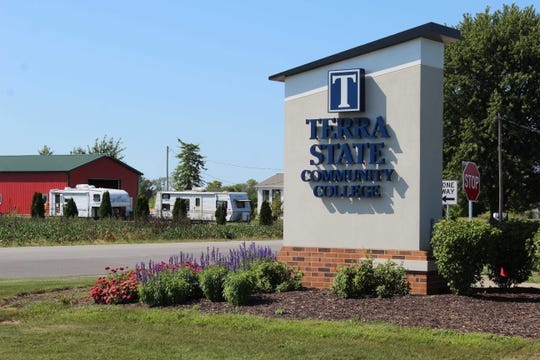 Terra State Community College has received state funding for a roof renovation project on its Energy and Technologies building.