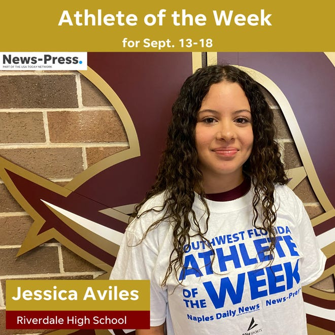 Jessica Aviles, The News-Press Athlete of the Week