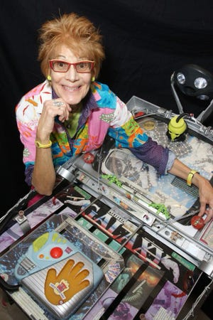 Artist Nancy Worthington's work will be on display at The L-Fund's fundraiser on Oct. 10, 2021.