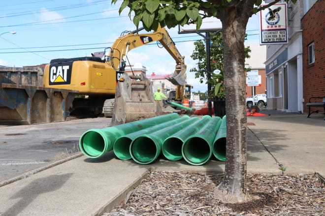 The Port Clinton City Council approved the net appropriation of a total of $323,471.27 from the American Rescue Plan, of which more than $220,000 will be used on upcoming infrastructure projects as part the FLIP plans.